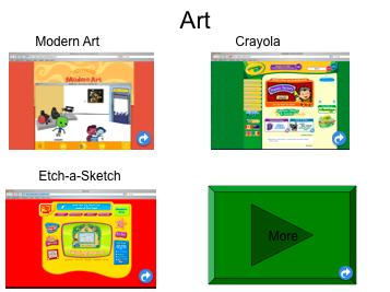 Art Launcher Screenshot smaller