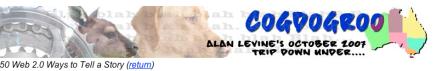 alan levine blogss
