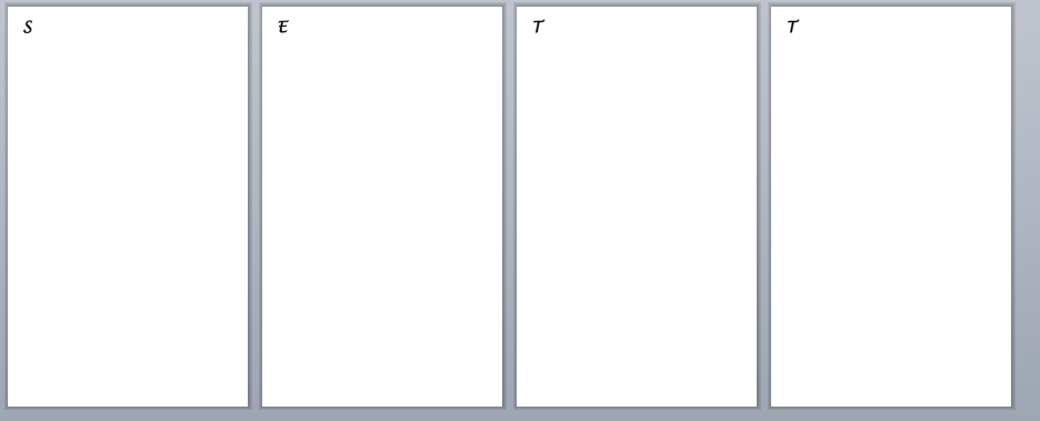 3 by 5 index card template word
