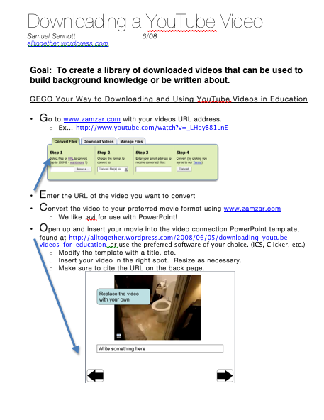 Downloading youtube videos for education alltogether download the pdfdownloading youtube videos ccuart Gallery