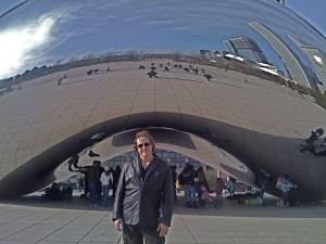 Sam @ the Bean